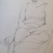 Life Drawing Quick Sketch 6