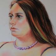 Rizzi Pastels Portrait