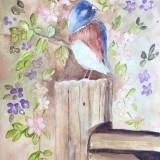 Watercolor by Sheila Furse