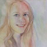 painting by Sjoukje Tarbox