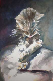 Learn to paint your pet