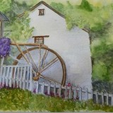 Watercolour by Lynley