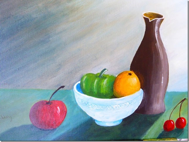 Painting Class February 2015